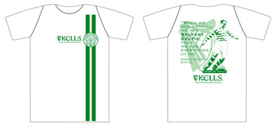 Celtic T-Shirts only $13.50!!!
